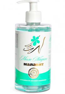 """Жидкое мыло """"Малавит"""", 430мл"""