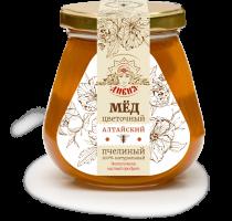 Мёд натуральный Цветочный 350 гр