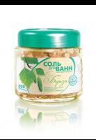 Соль для ванн «Береза» 500 г.